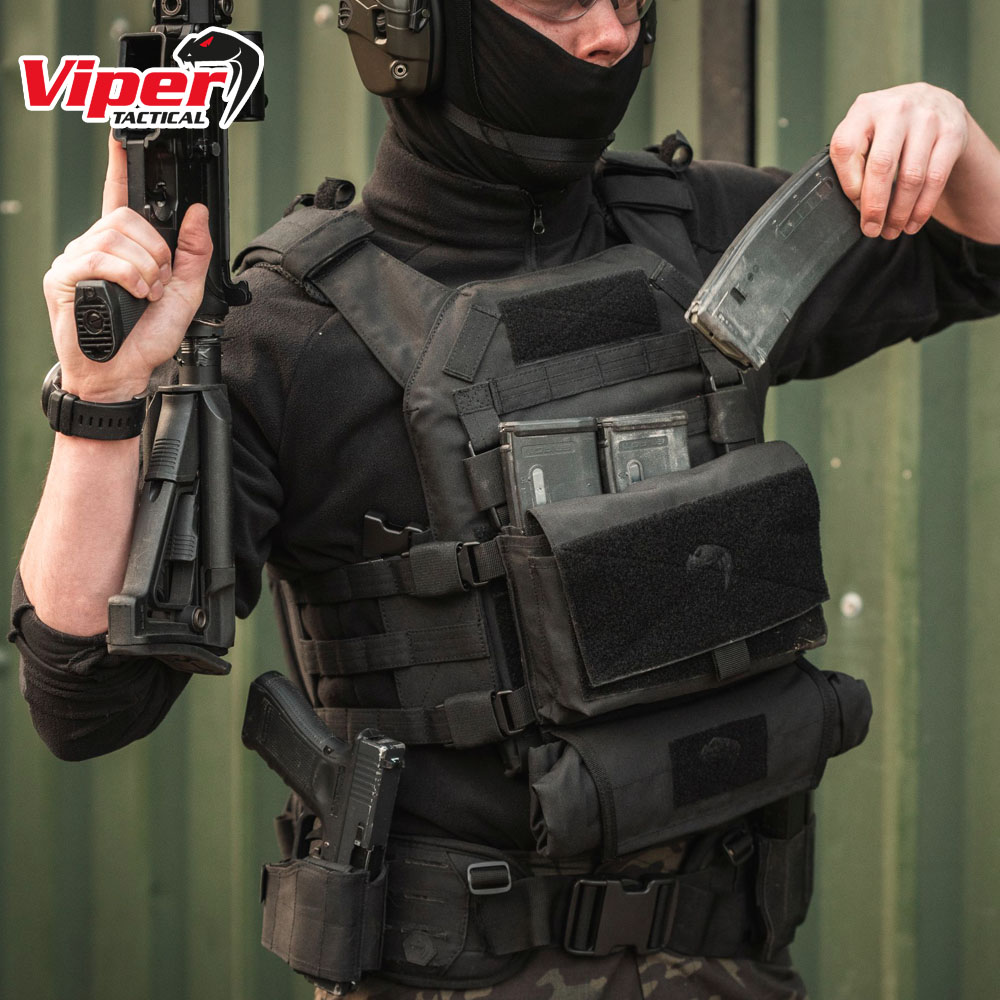 VX Buckle Up Plate Carrier VCAM Viper Tactical